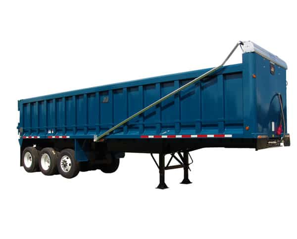 Semi Dump Trailers >> Call For A Quote Dump Trailer Hauling Cason Transport